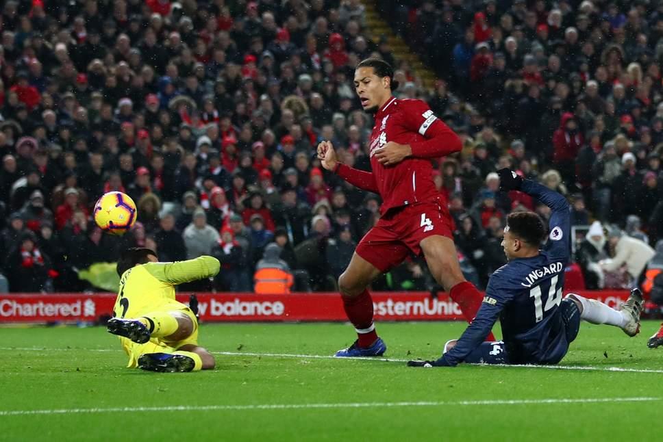 Bek Liverpool Dinilai Sudah Sebanding Dengan Legenda Inggris