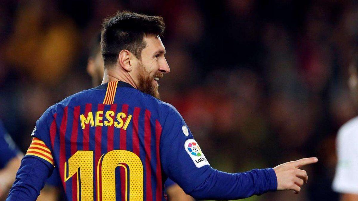 Messi Kembali Bersama Timnas Argentina