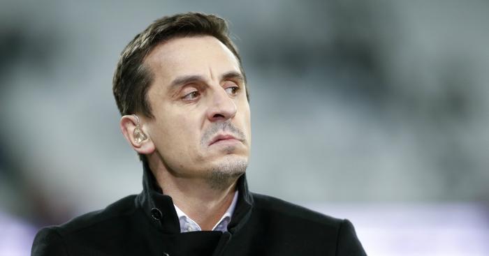 Neville : Liverpool Berlaga Seperti Juara