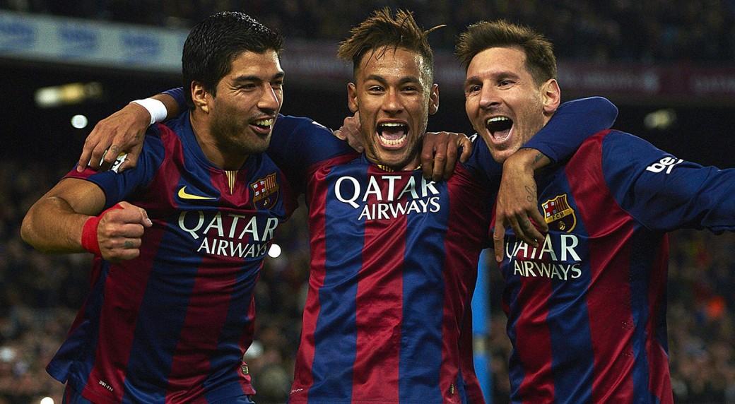 Rindu Messi dan Suarez, Neymar Ingin Balik ke Barca?