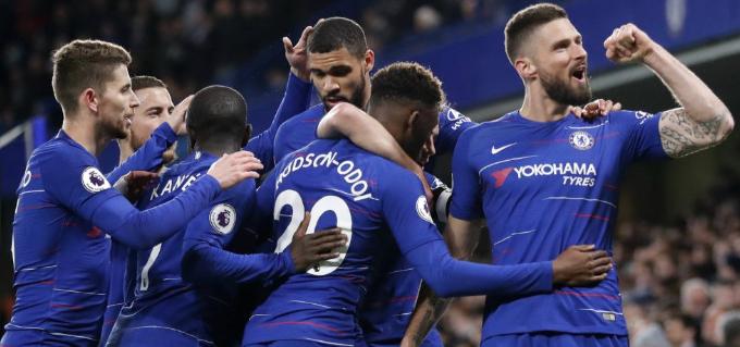 Chelsea Menang Besar, Sarri: Terima Kasih, Fans!