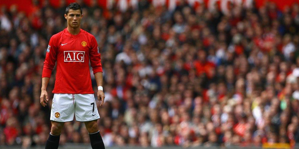 Jadi Pemain Terbaik, Ronaldo Adalah Hasil Cetakan Manchester United