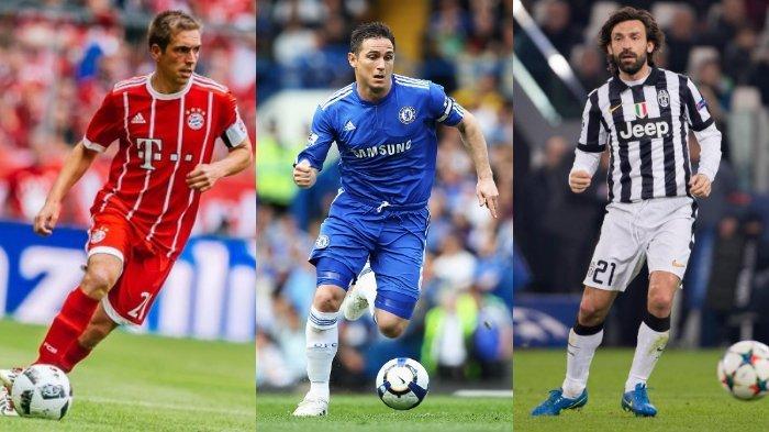 Legenda Pemain Sepak Bola ini Tidak Pensiun dari Klub yang Membesarkan Nama Mereka
