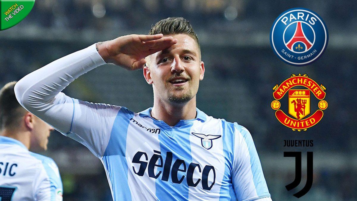 Manchester United Kembali Untuk Mendekati Gelandang Lazio