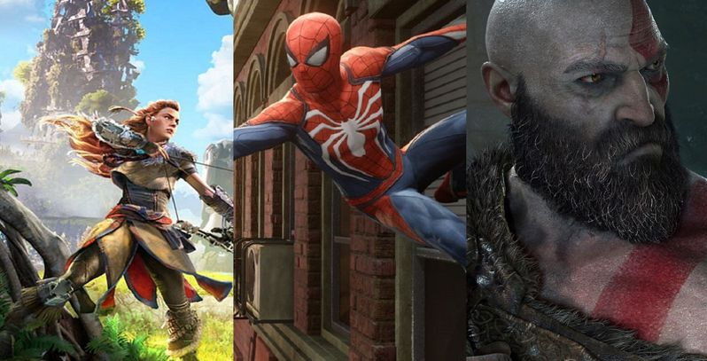 Sekuel God of War, Spider-Man, Dan Horizon Zero Dawn Bisa Dirilis Di Tahun Yang Sama