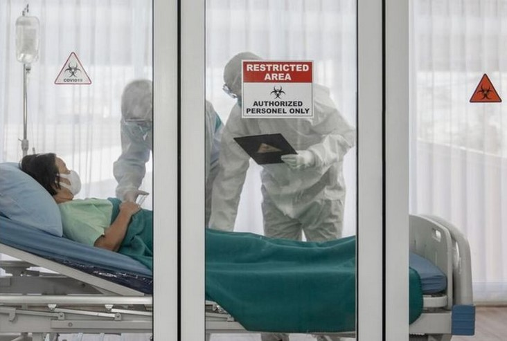 Indonesia Disebut Akan Menjadi Hotspot Virus Corona