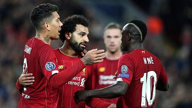 Pantas Berkostum Real Madrid, Salah dan Mane Diminta Tetap Bertahan di Liverpool