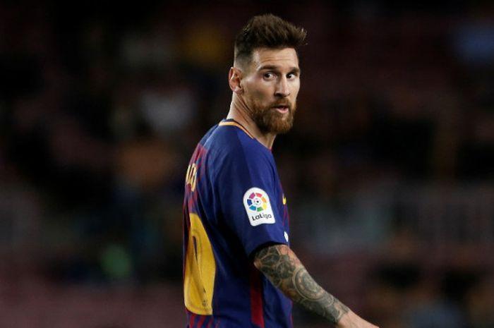 3 Alasan Mengapa Lionel Messi Pindah ke Inter Milan