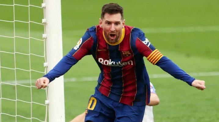 Lionel Messi : Akan Memperbarui 2 Tahun