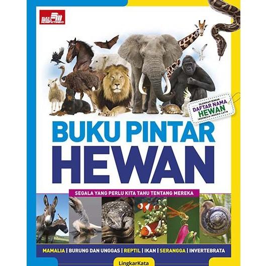 Majalah Hewan Pendidikan Untuk Anak-Anak!